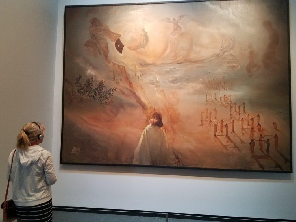 Katherine Green Salvador Dali Museum 2017-06-21